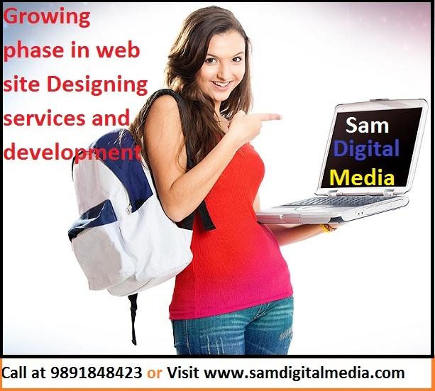 website designing company in Dwarka Delhi.