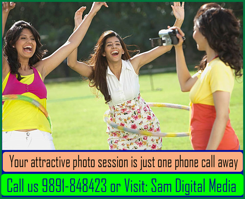 Photo Shooting Company in Delhi