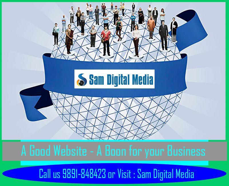 Web designing company in Dwarka