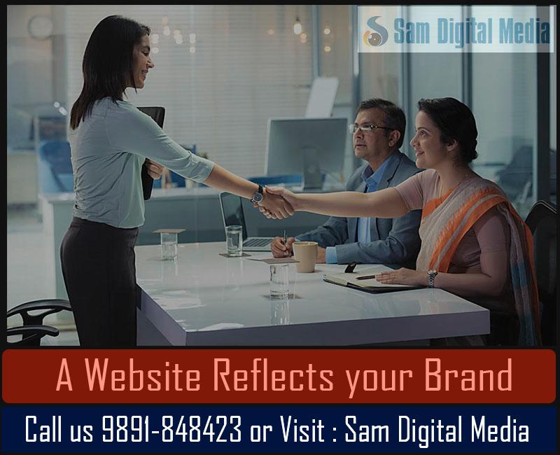 Web Designing Company in Dwarka Delhi