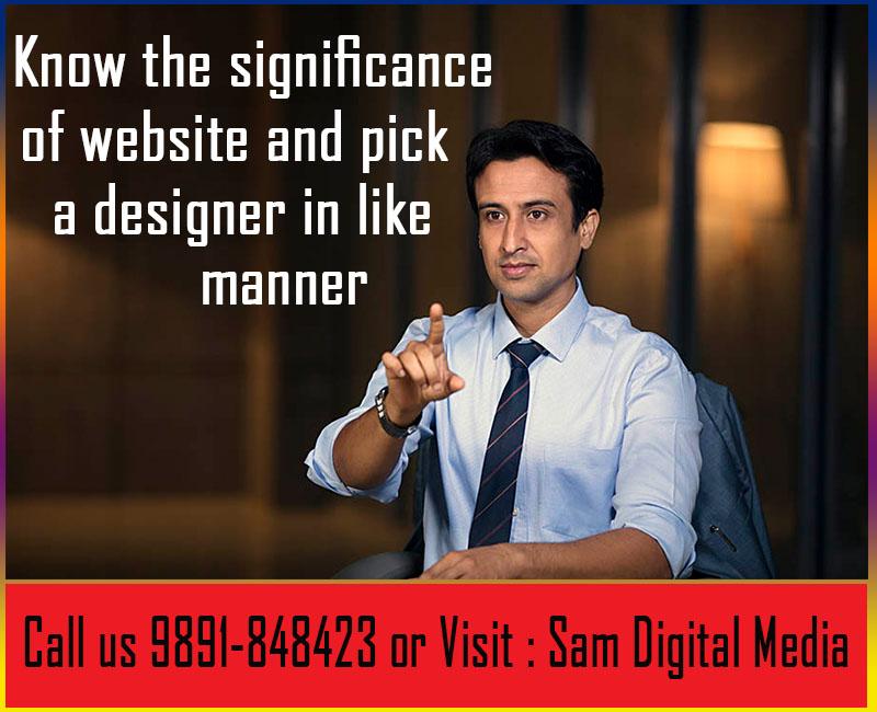 website designing company in Dwarka